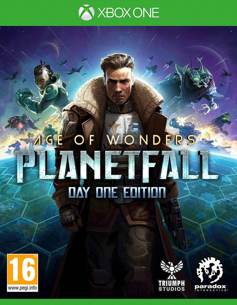 XBOX ONE Age of Wonders - Planetfall