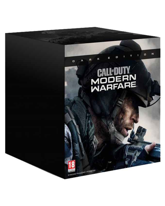 PS4 Call of Duty - Modern Warfare Dark Edition