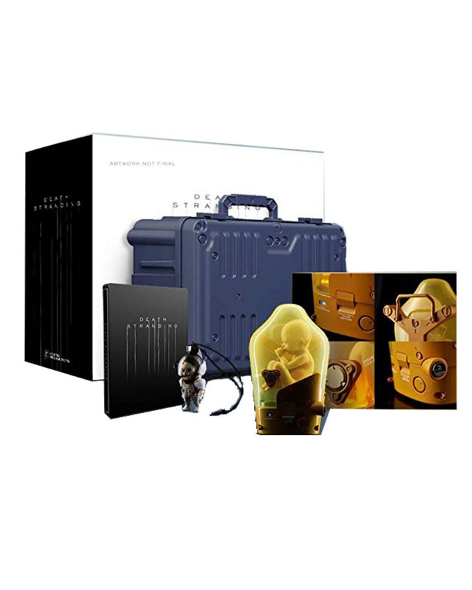PS4 Death Stranding - Collectors Edition