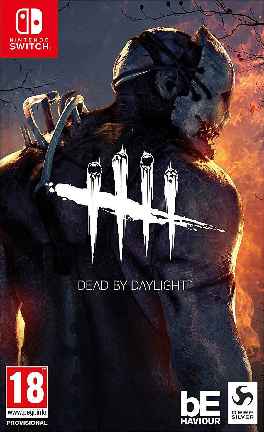 SWITCH Dead By Daylight - Definitive Edition