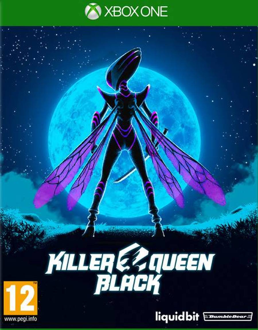 XBOX ONE Killer Queen Black