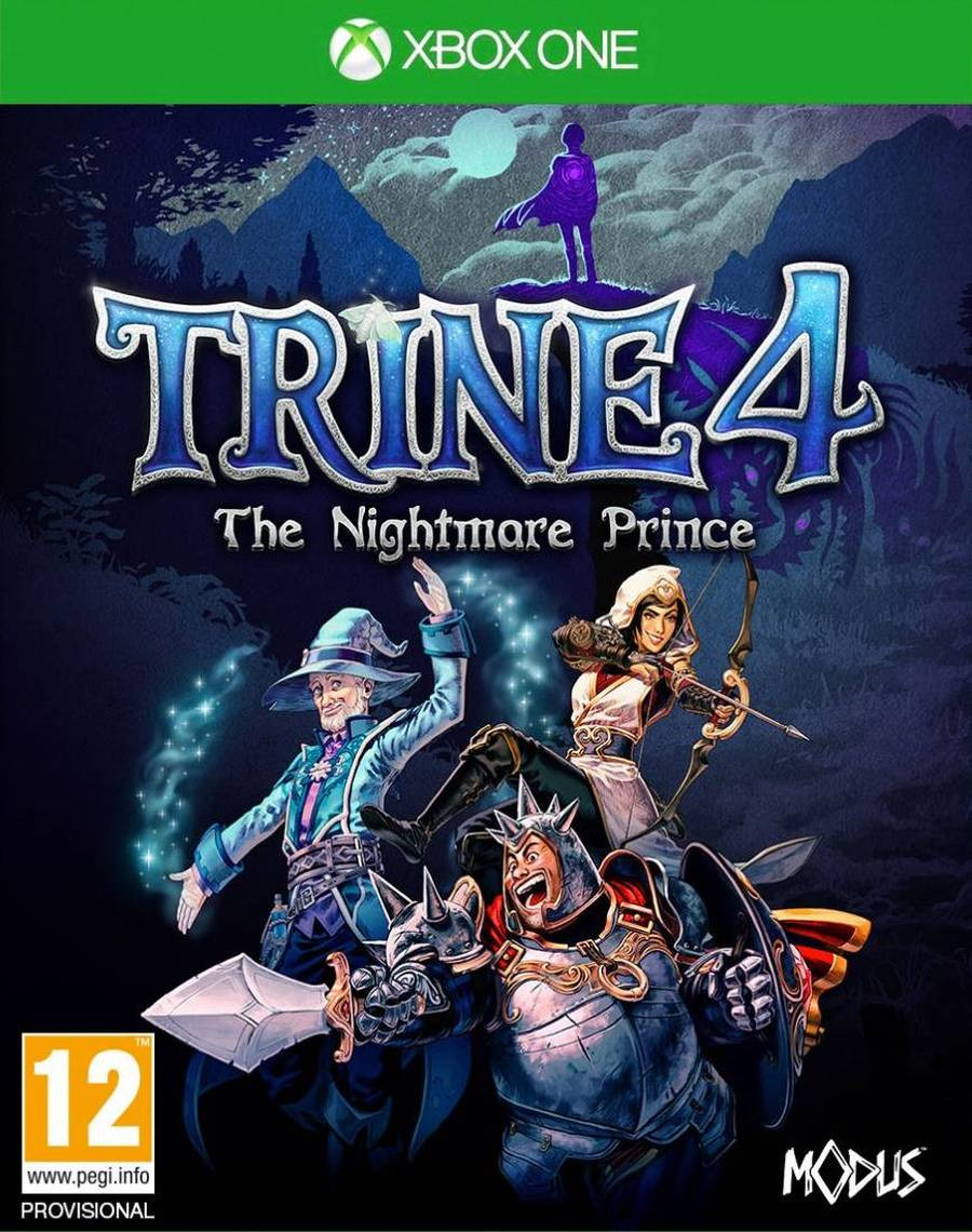 XBOX ONE Trine 4 - The Nightmare Prince