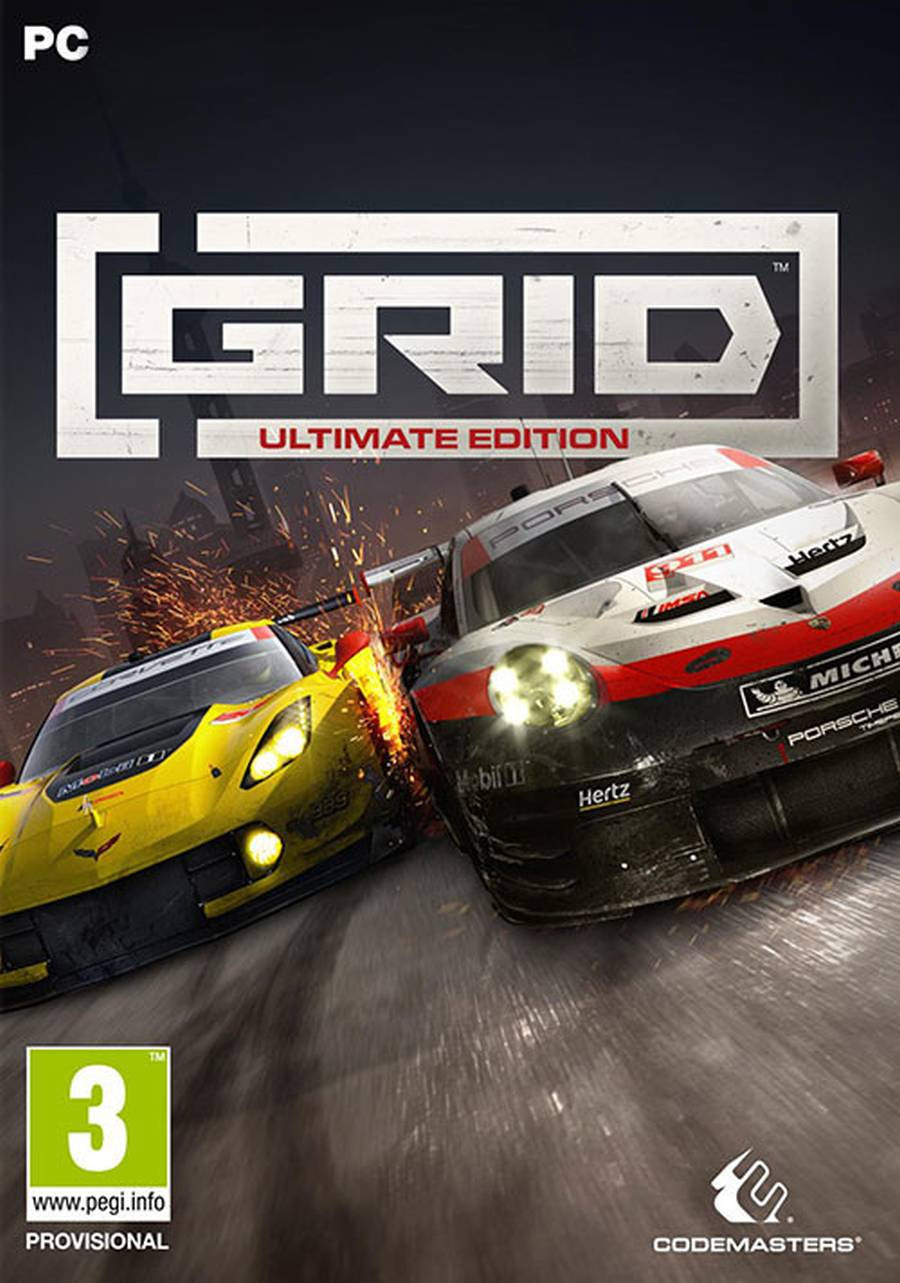PCG GRID 2019 - Ultimate Edition
