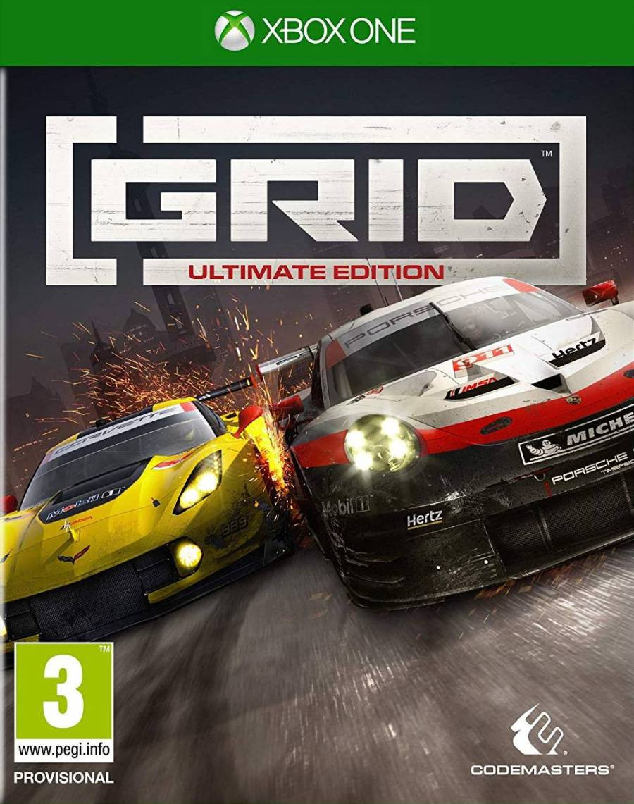 XBOX ONE GRID 2019 - Ultimate Edition