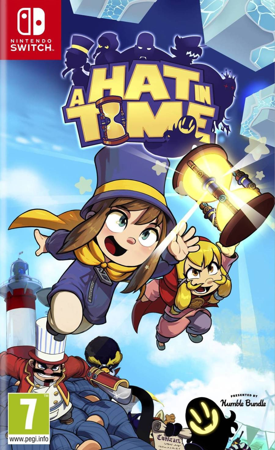 SWITCH A Hat in Time