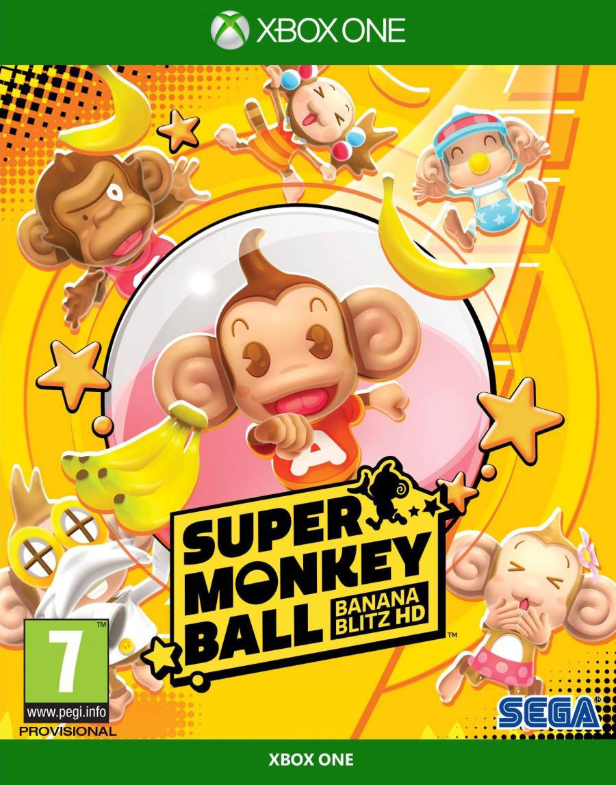 XBOX ONE Super Monkey Ball Banana Blitz HD