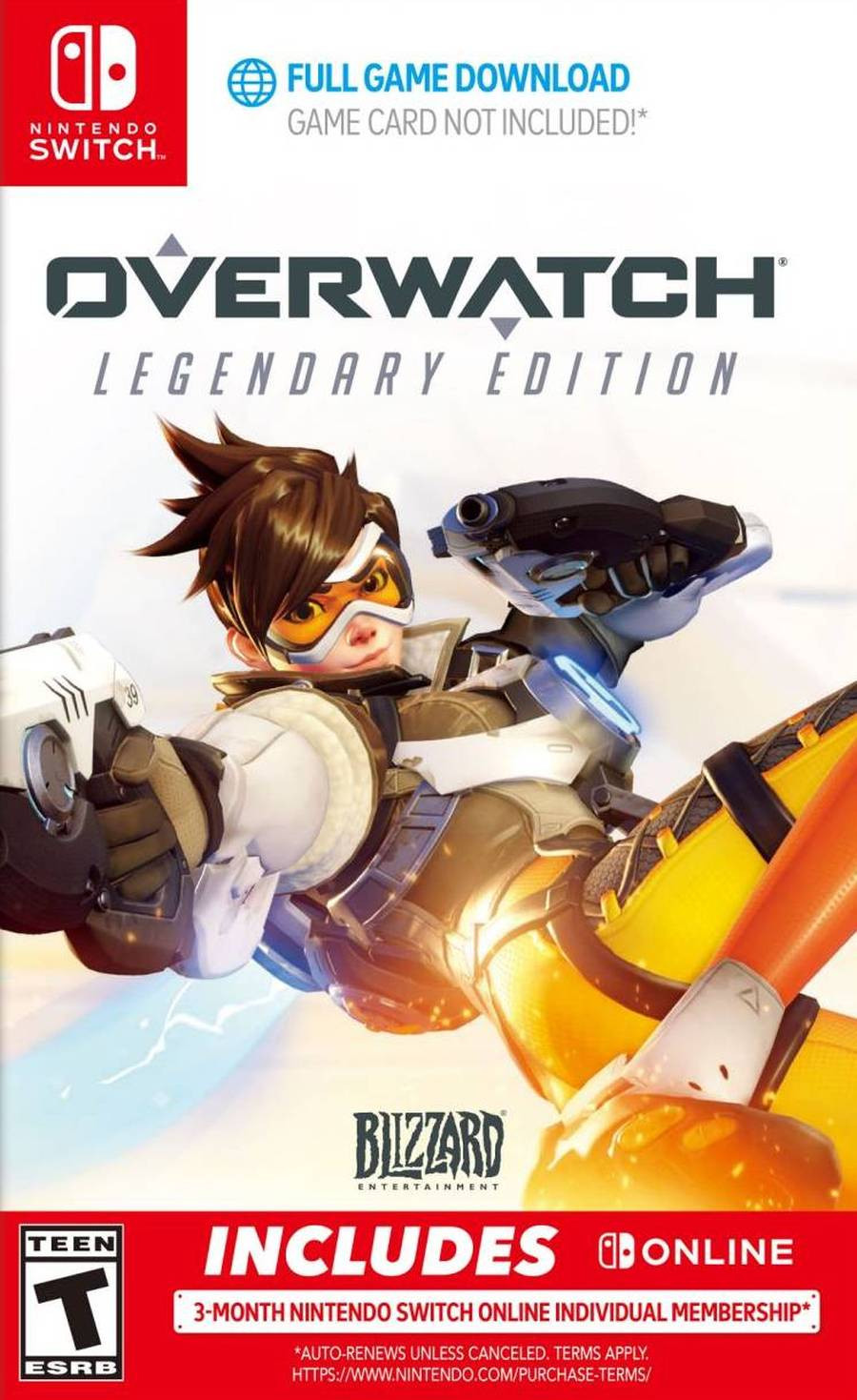 SWITCH Overwatch - Legendary Edition
