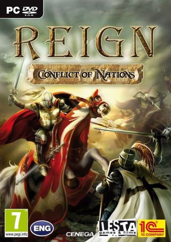 PCG Reign - Conflict Of Nations