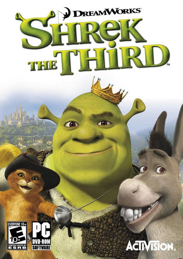 PCG Shrek The Third