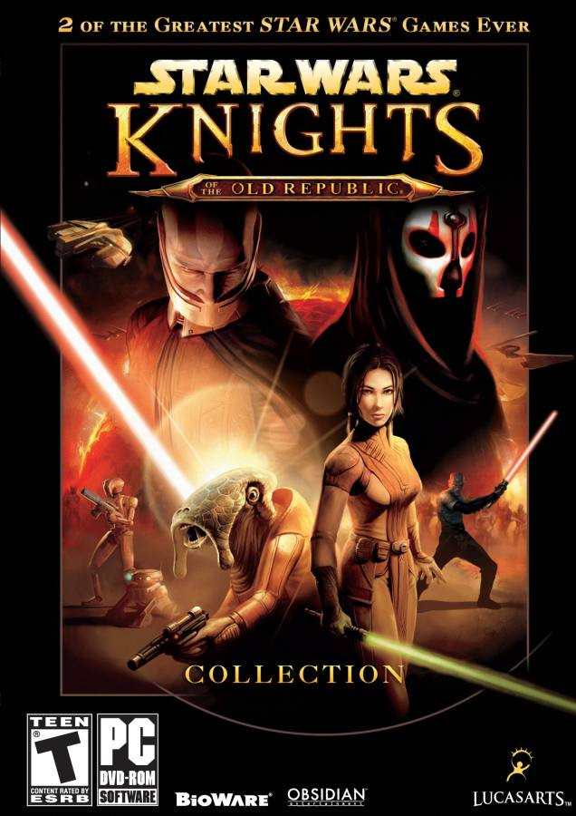 PCG Star Wars Knights of the Old Republic