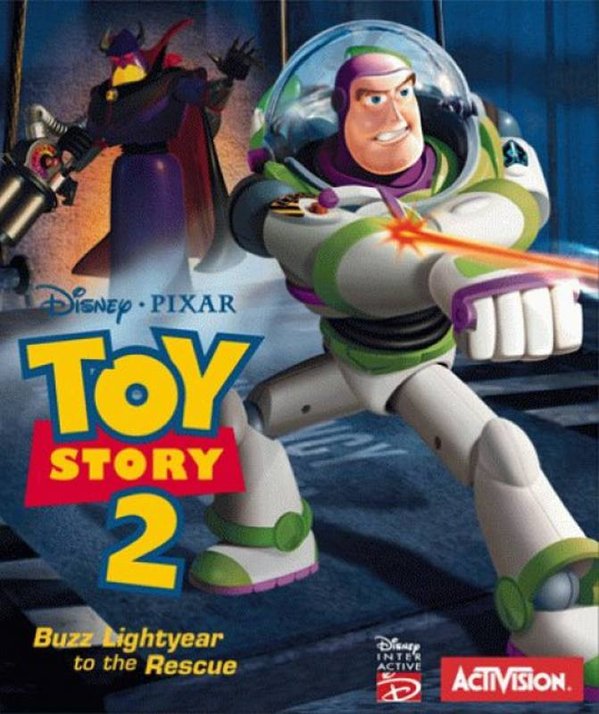 PCG Toy Story 2