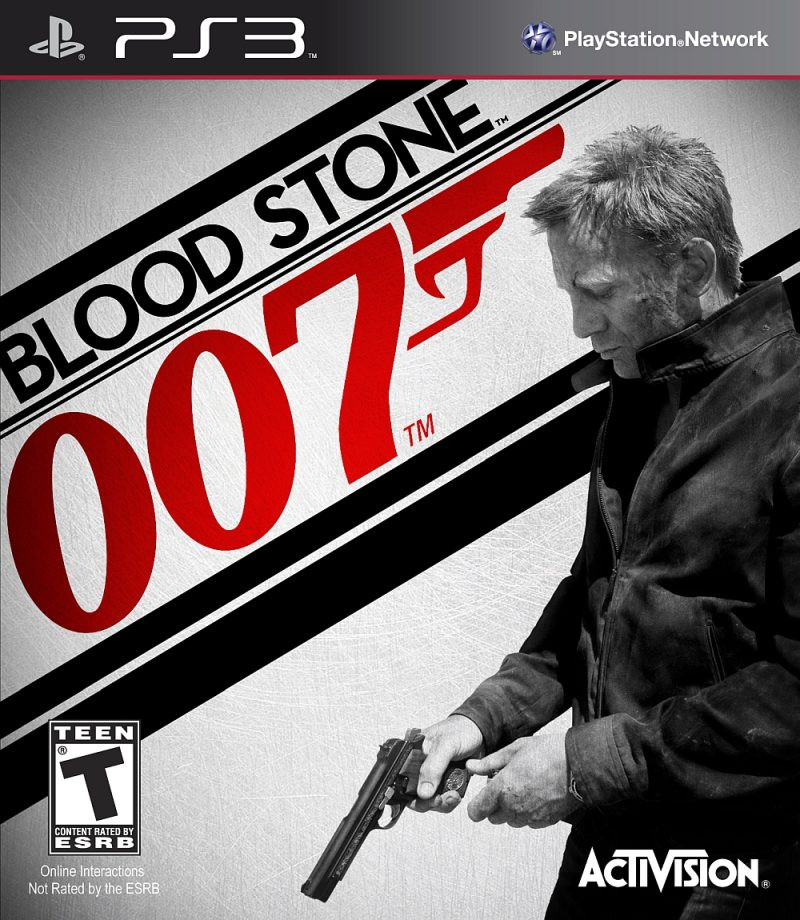 PS3 007 Blood Stone