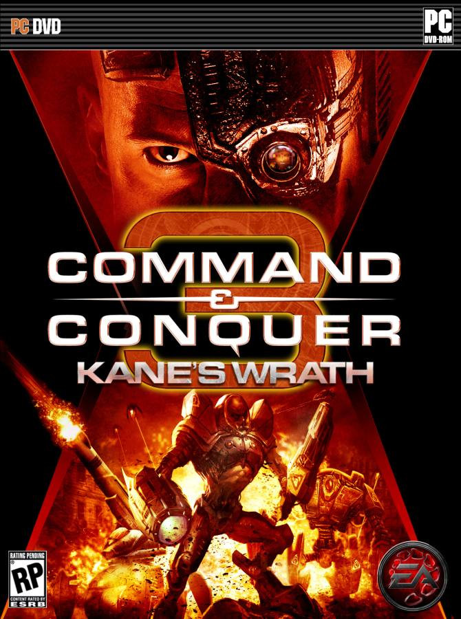 PCG Command & Conquer 3 Kanes Wrath
