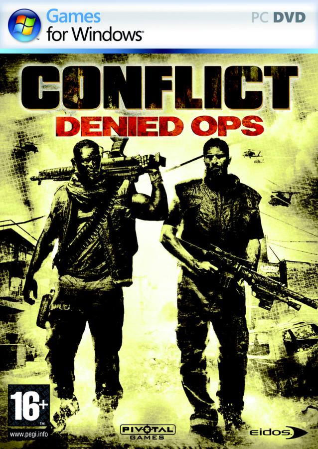 PCG Conflict Denied Ops