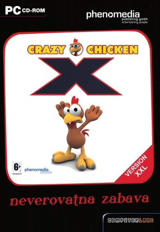 PCG Crazy Chicken X