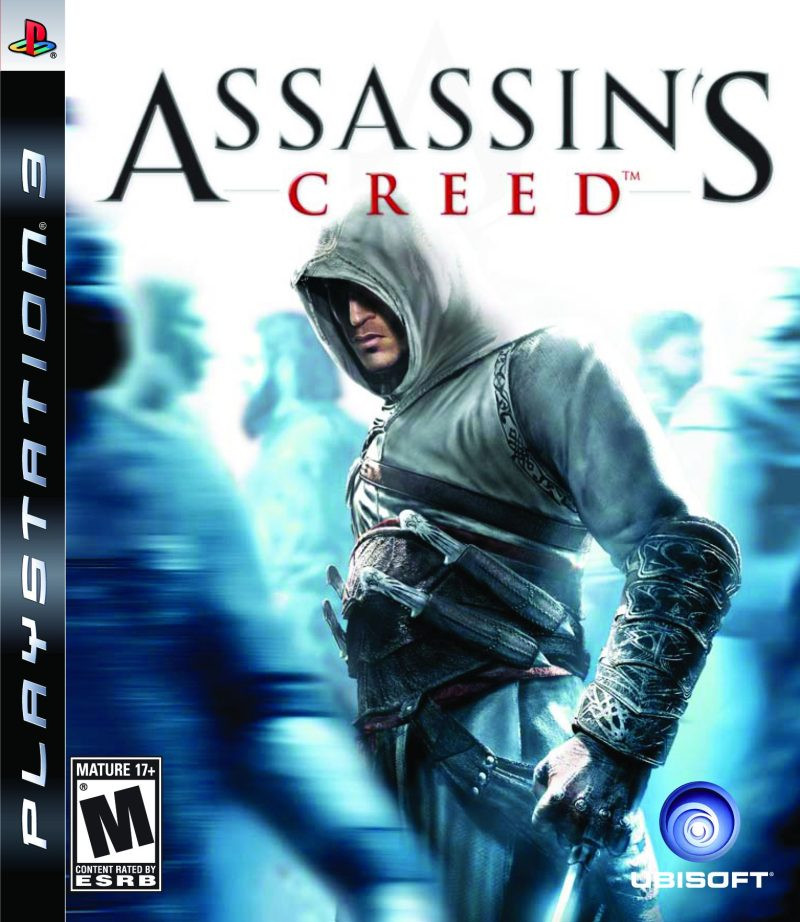 PS3 Assassins Creed 1