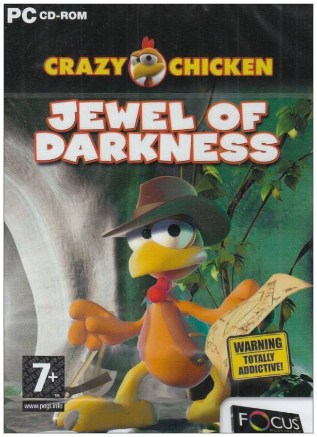 PCG Crazy Chicken Jewel Of Darkness