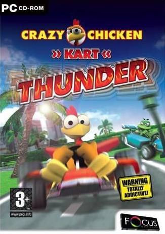 PCG Crazy Chicken Kart Thunder