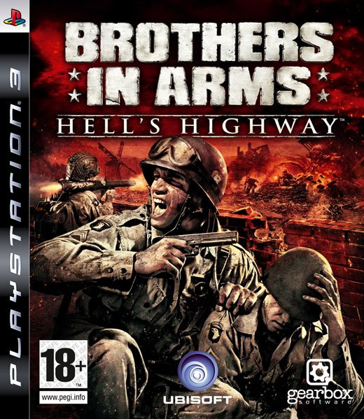 PS3 Brothers in Arms - Hells Higway