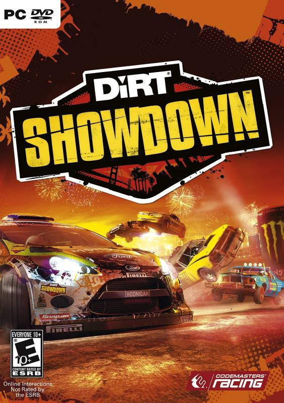 PCG Dirt Showdown