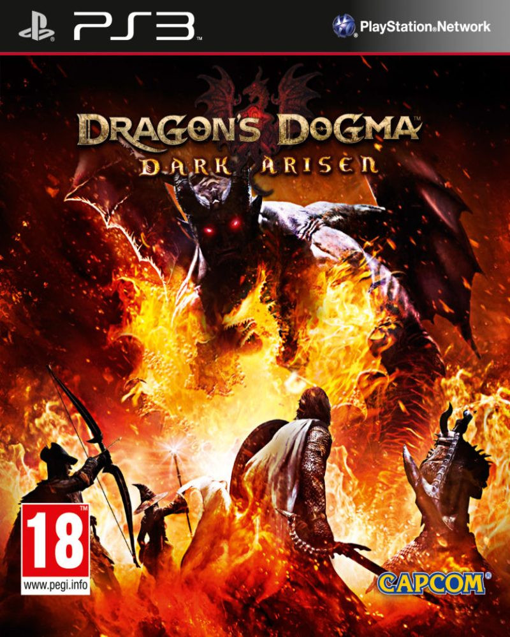 PS3 Dragons Dogma - Dark Arisen