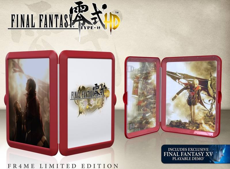PS4 Final Fantasy Type - 0 Limited Edition
