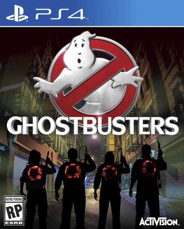 PS4 Ghostbusters