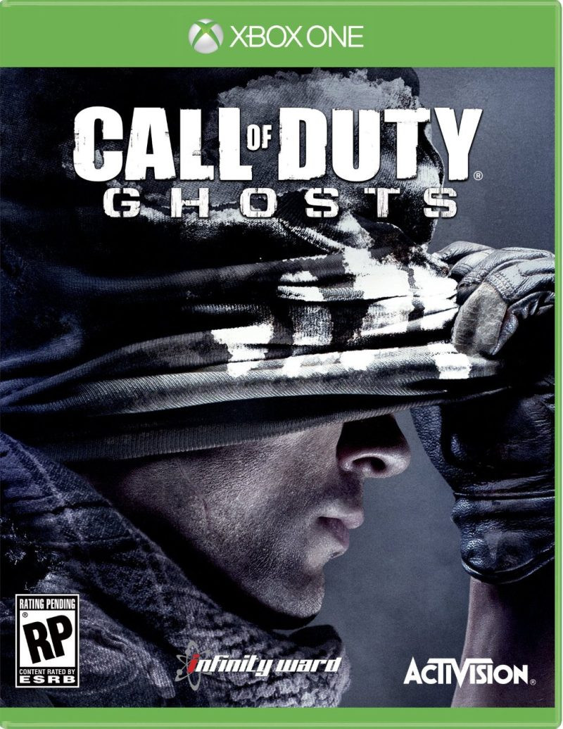 XBOX ONE Call of Duty - Ghosts