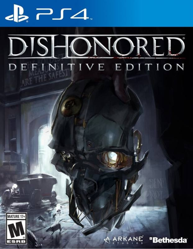PS4 Dishonored - Definitive Edition GOTY