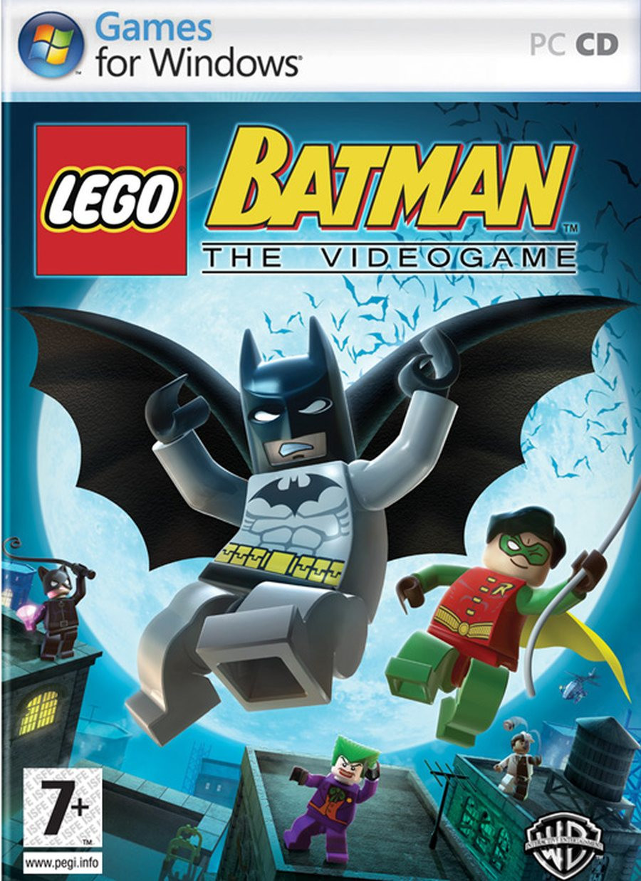 PCG LEGO Batman - The Video Game