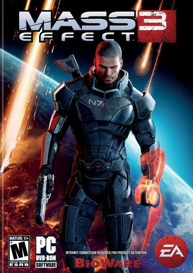 PCG Mass Effect 3