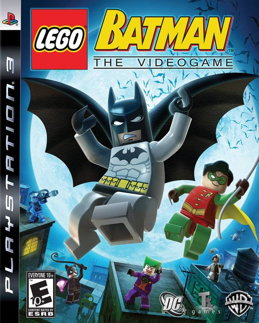 PS3 Lego Batman - The Video Game