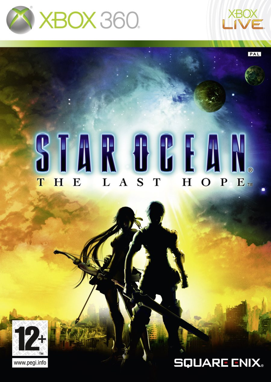 XBOX 360 Star Ocean - The Last Hope