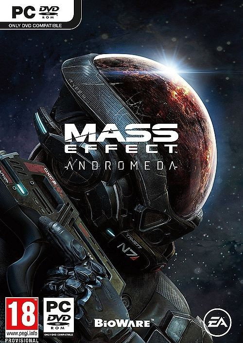 PCG Mass Effect Andromeda