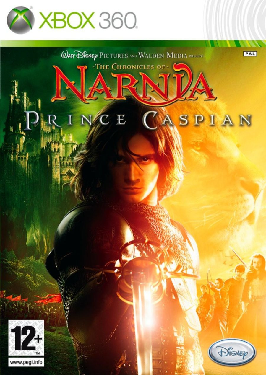 XBOX 360 The Chronicles of Narnia - Prince Caspian