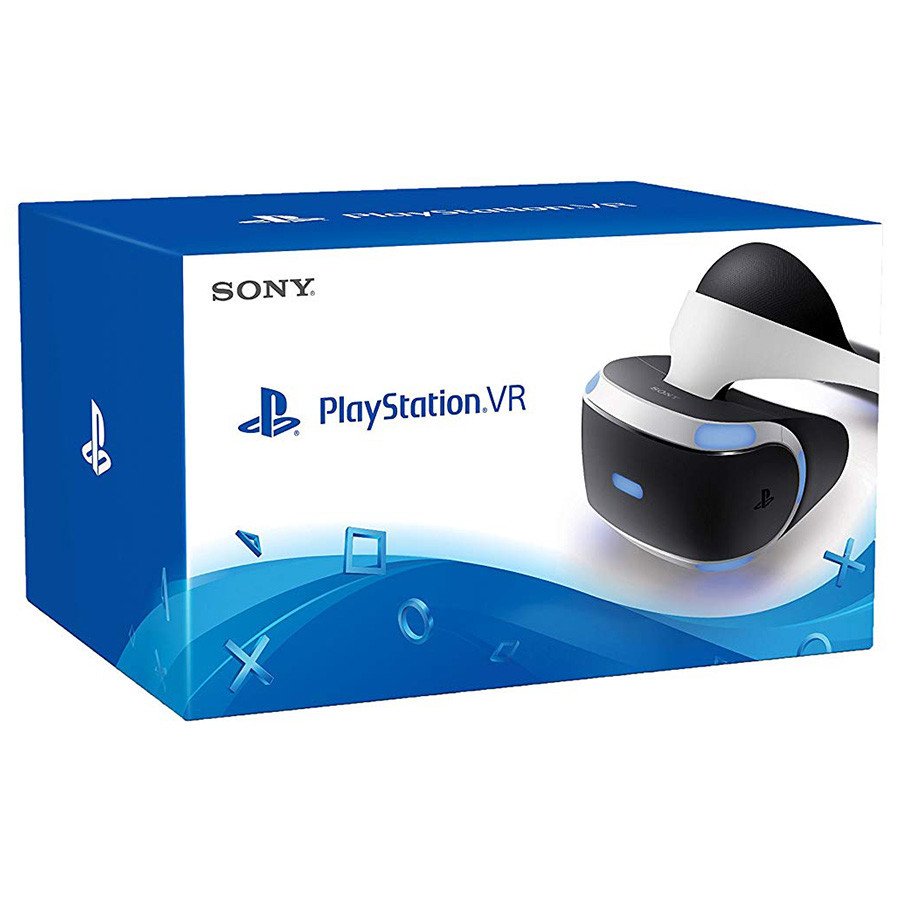 PlayStation VR PS4 Virtual Reality