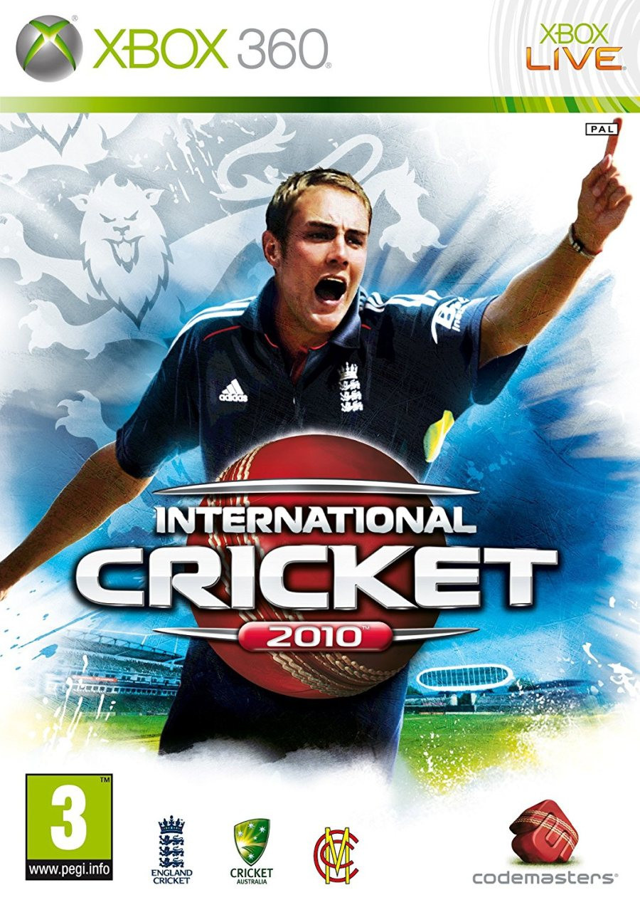 XBOX 360 International Cricket 2010
