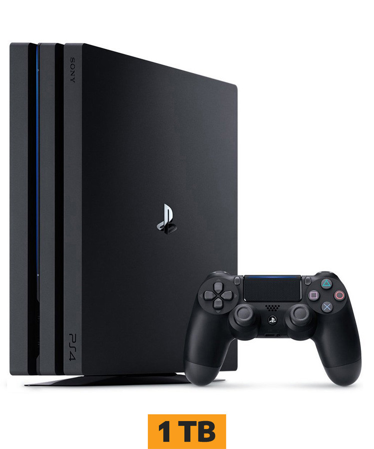 Konzola Sony Playstation 4 Pro 1TB Black