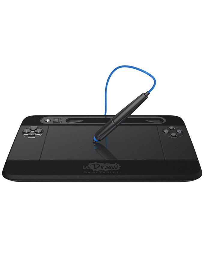 Gamepad PS3 uDraw + 2 igre