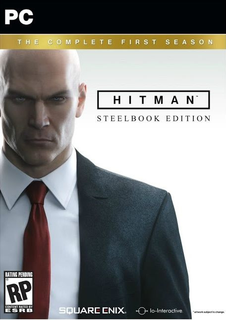 PCG Hitman The Complete First Season Steelbook Edition