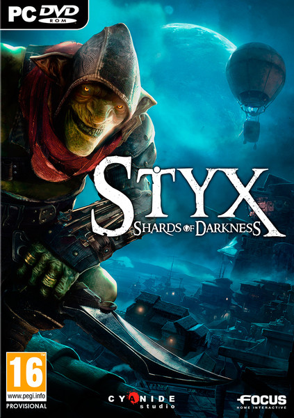 PCG STYX – Shards of Darkness