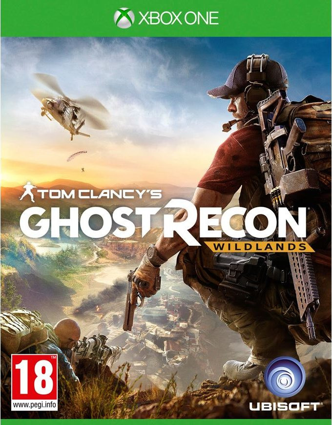 XBOX ONE Tom Clancys Ghost Recon: Wildlands