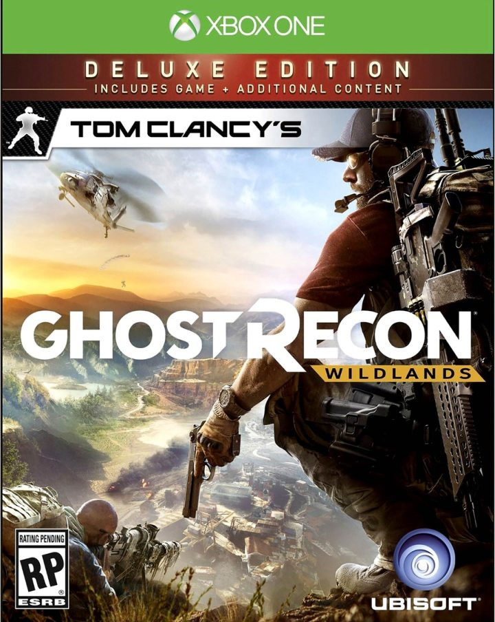 XBOX ONE Tom Clancys Ghost Recon: Wildlands - Deluxe Edition