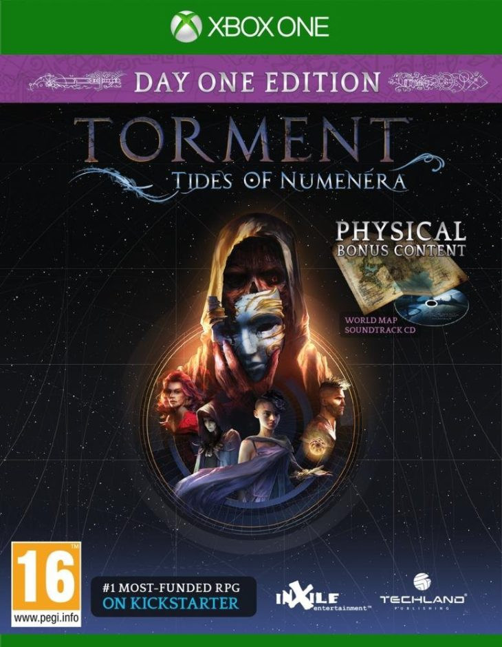 XBOX ONE Torment Tides of Numenera