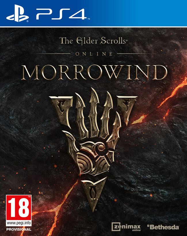PS4 The Elder Scrolls Online – Morrowind