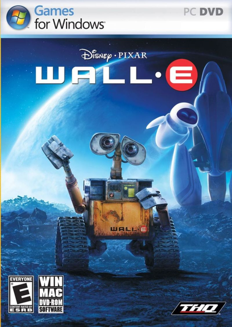 PCG Disney Wall-E