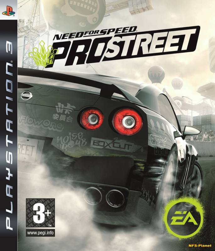PS3 Need For Speed Pro Street