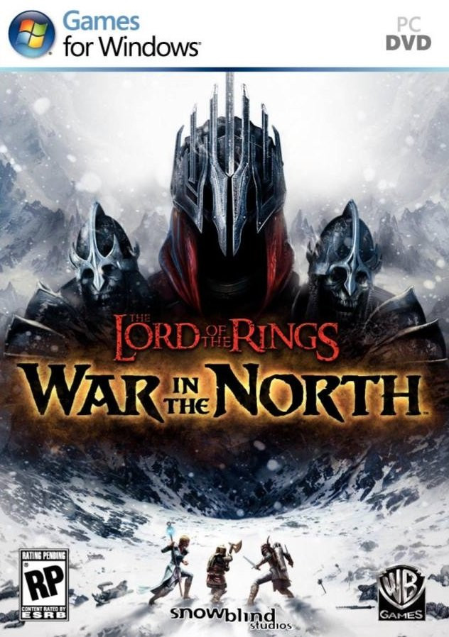 PCG Lord of the Rings - War in The North