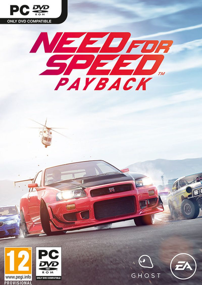 PCG Need for Speed Payback