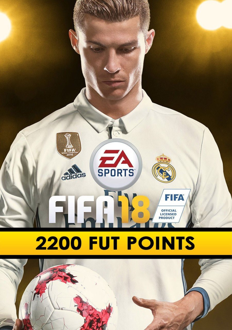 PCG FIFA 18 FUT Points